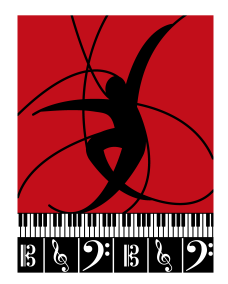 Illustration of the theme of dance