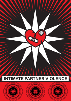 Intimate partner violence is one of those topics no one wants to talk about. There's a lot of shame, fear and silence around this. I personally find it quite big and scary: how do you address the fear and hurt present in such a vital human relationship? One that's supposed to be a source of one of the deepest loves we experience as humans?