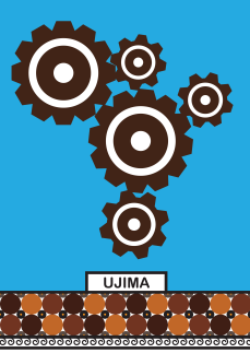 """""""Ujima"""", or coordinated efforts, is important to the success of any movement as it builds on the harmony present within a movement to create actions that build towards actualization of the movement's vision"""